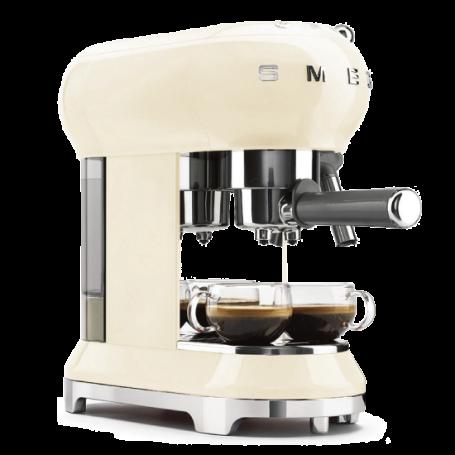 SMEG Espressomaschine 50s Retro Style