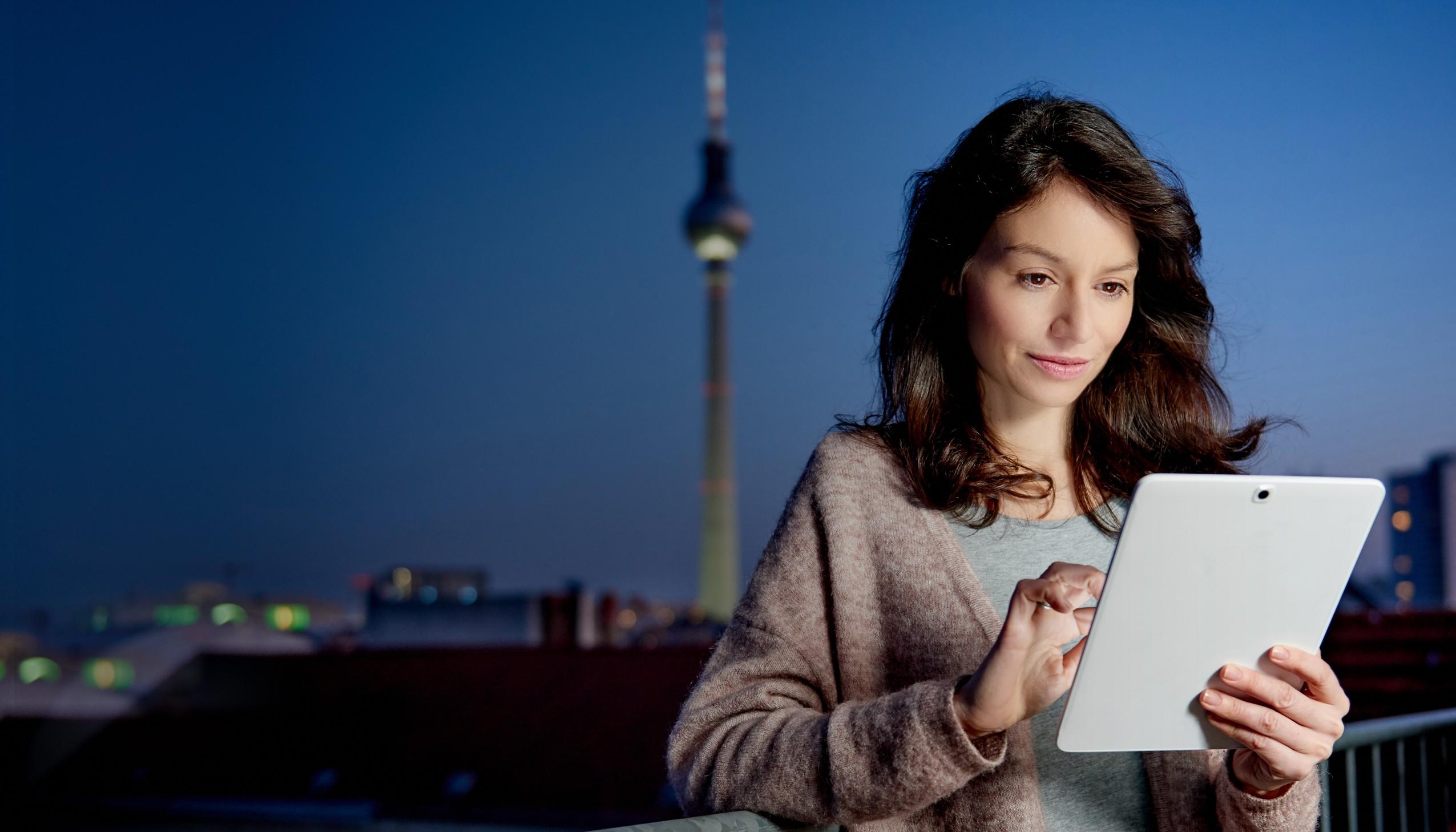 Die Tagesspiegel App für Ihr Smartphone und Tablet