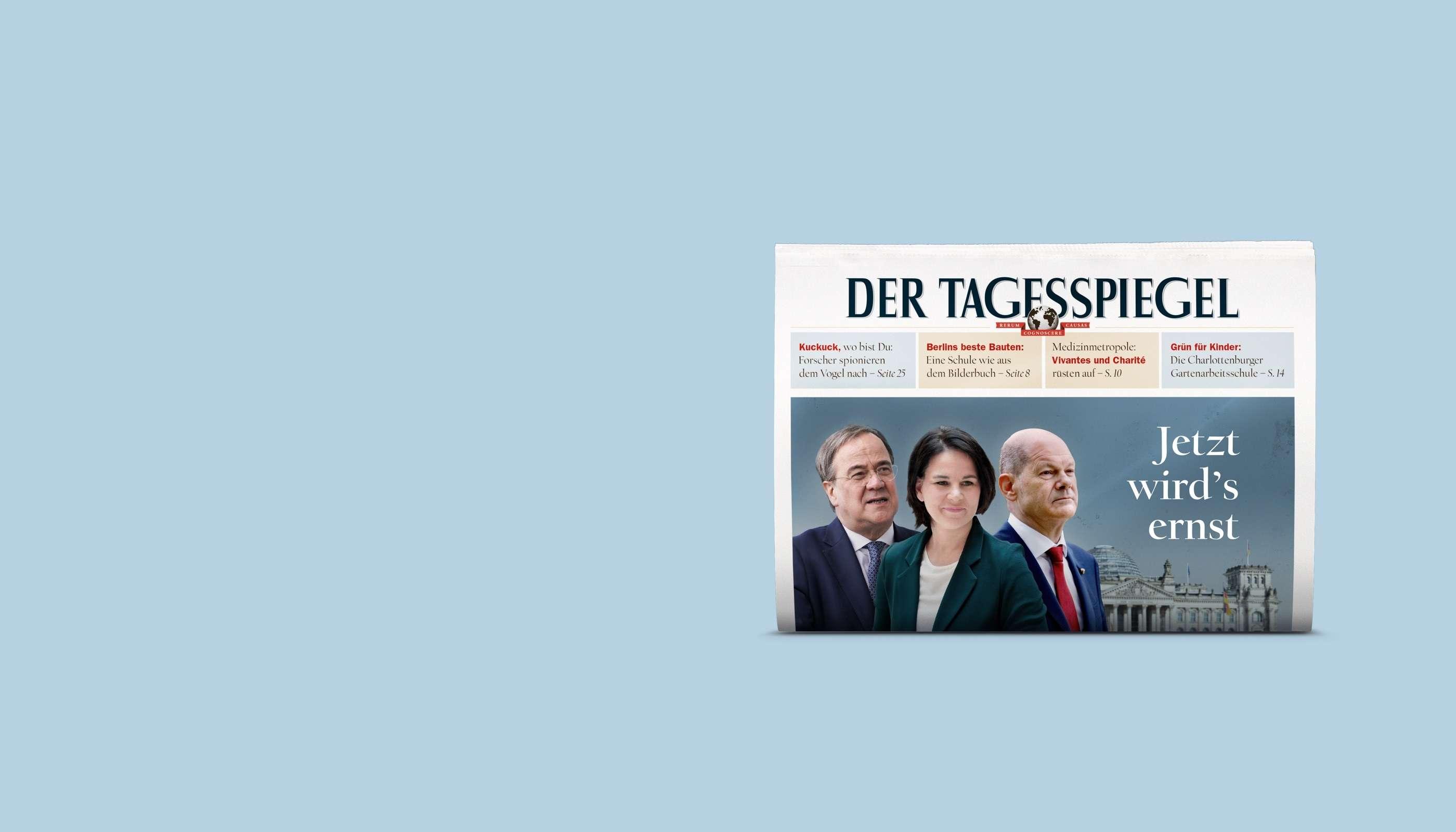 Tagesspiegel Zeitung