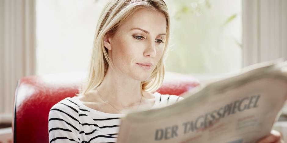 Täglich lesen – Der Tagesspiegel im Abonnement