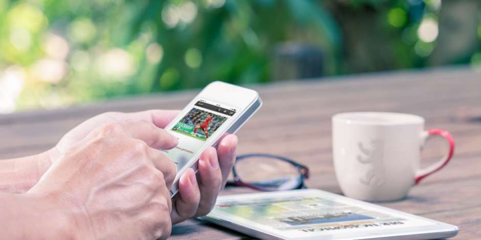 Tagesspiegel E-Paper mit einem Smartphone oder Tablet Ihrer Wahl